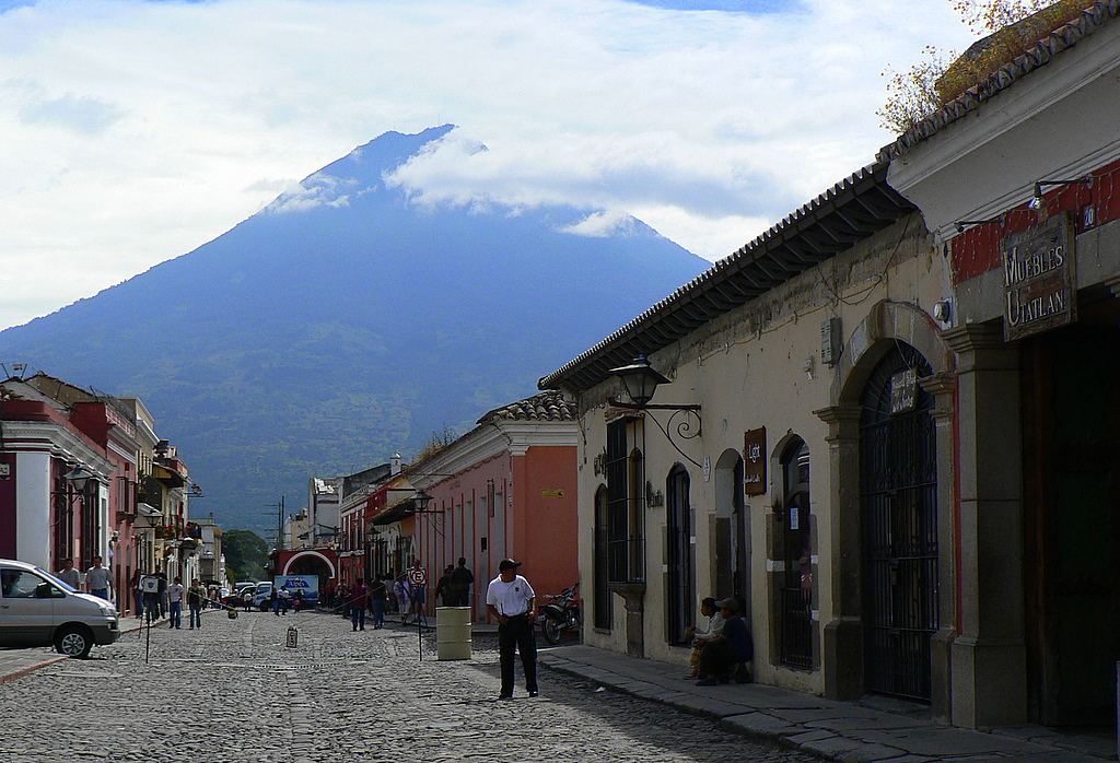 Antigua Volcanoes