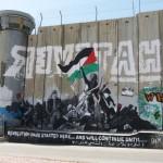 Apartheid wall West Bank