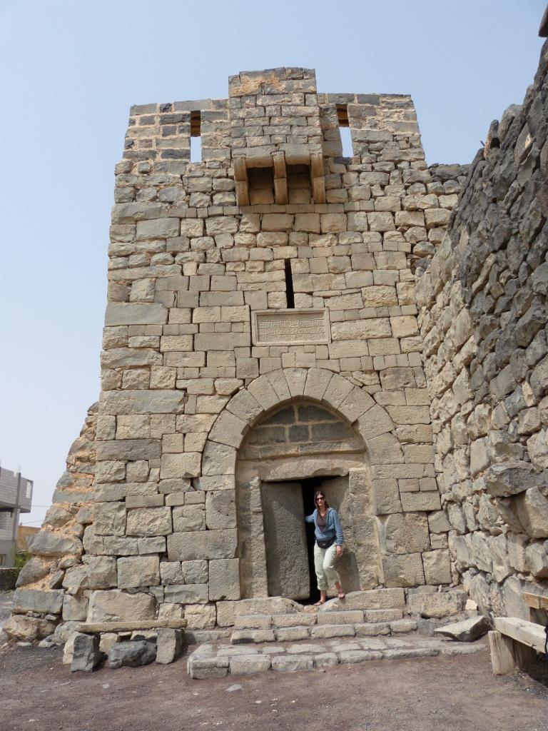 Azraq Castle KP