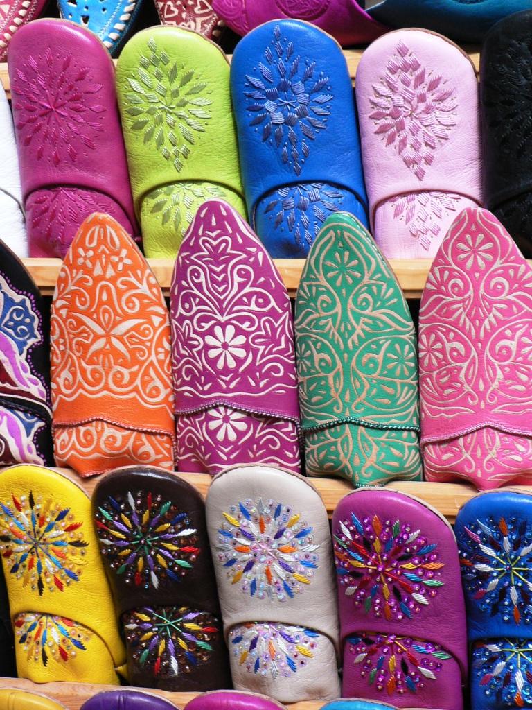 Babouches Fez