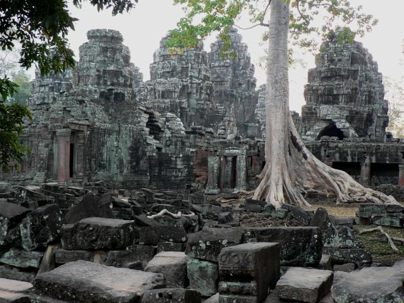 Bantey Kbei Temple