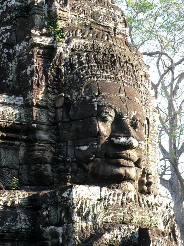 Bayon Temple details