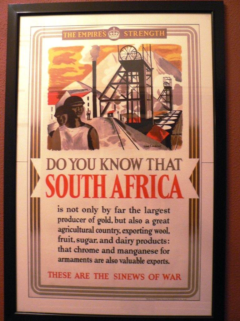 British Empire Marketing Poster
