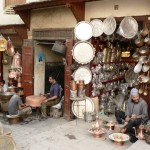 Bronze workers Fez