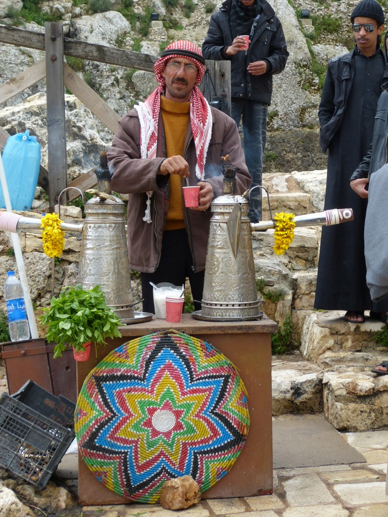 Cardamom coffee Ajloun