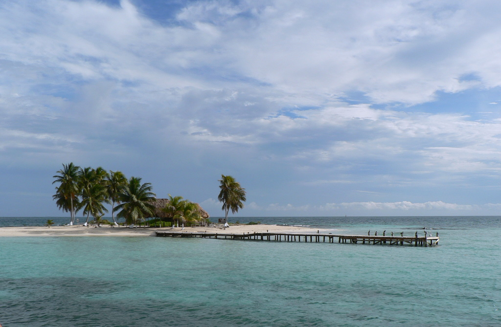 Caribbean Sand Cayes