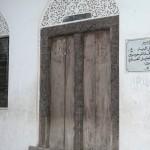Carved doors Lamu