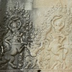 Carvings Angkor Wat