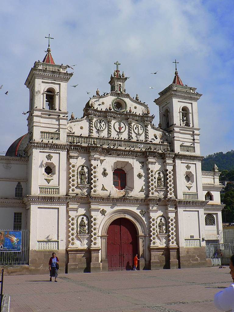 Cathedral Tegucigalpa