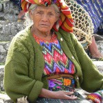 Chichi Old Woman