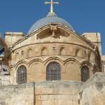 Church of Holy Sepulchure Old Jerusalem