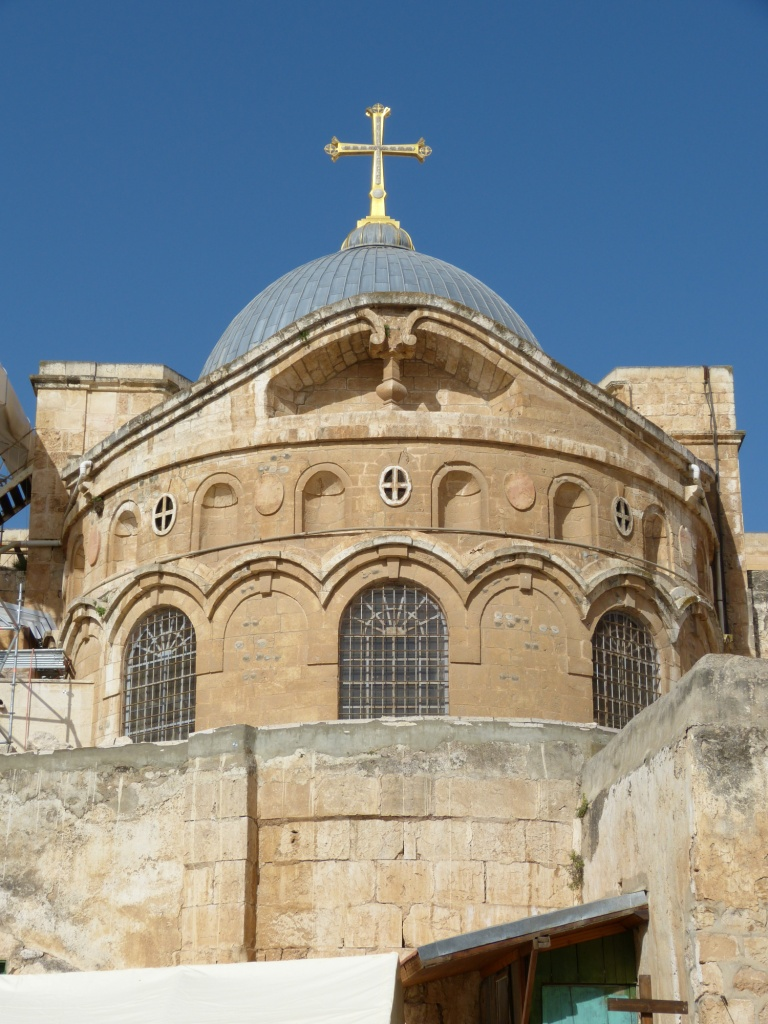 Church of Holy Sepulchure Old Jerusalem