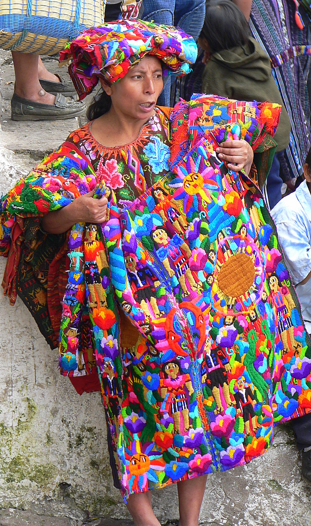 Colourful Market Characters