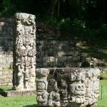 Copan Sculptures