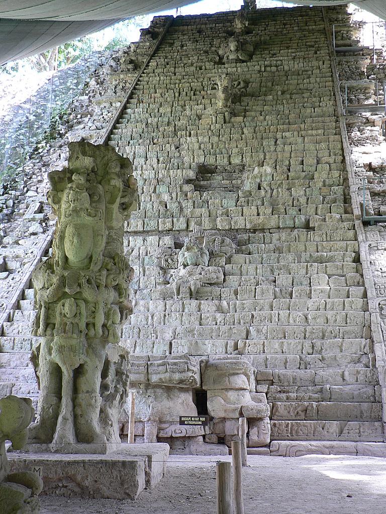 Copan Staircase