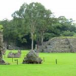 Copan Temples