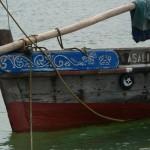 Dhow eye Lamu