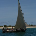 Dhow trip Lamu