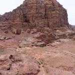 Ever more tombs Petra