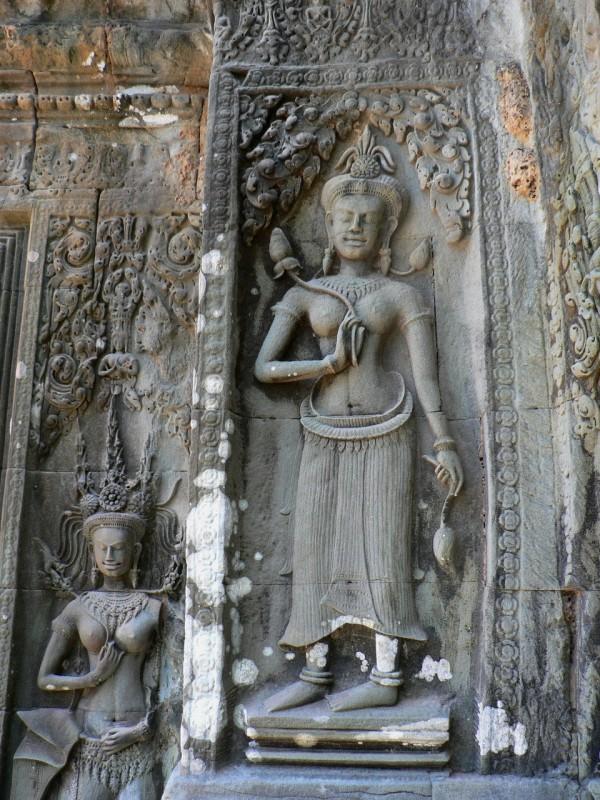 Goddesses Thomannon Temple