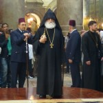 Greek Orthodox priest Old Jerusalem