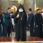 Greek Orthodox priest Old Jerusalem