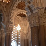 Hassan II arches