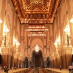 Hassan II prayer hall