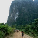 Hiking Laos