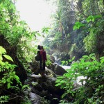 Hiking Vang Vieng