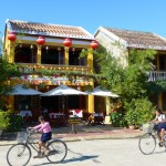 Home from school Hoi An