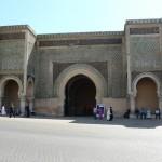 Imperial gates Meknes