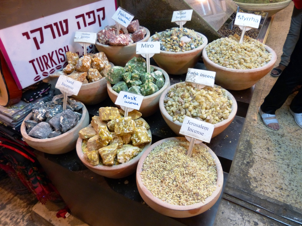 Incense Jerusalem