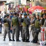 Israeli soldiers Jerusalem