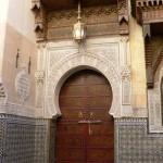 Kairaouine mosque Fez