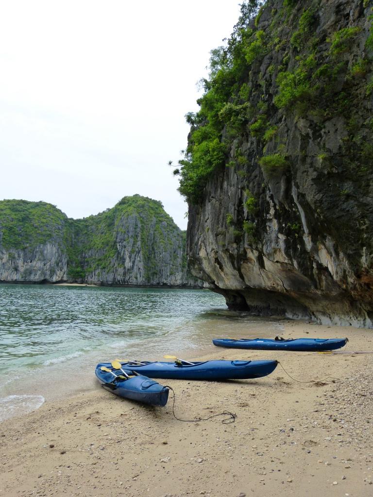 Kayaks Halong
