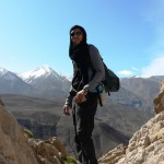 Khalid my Berber guide