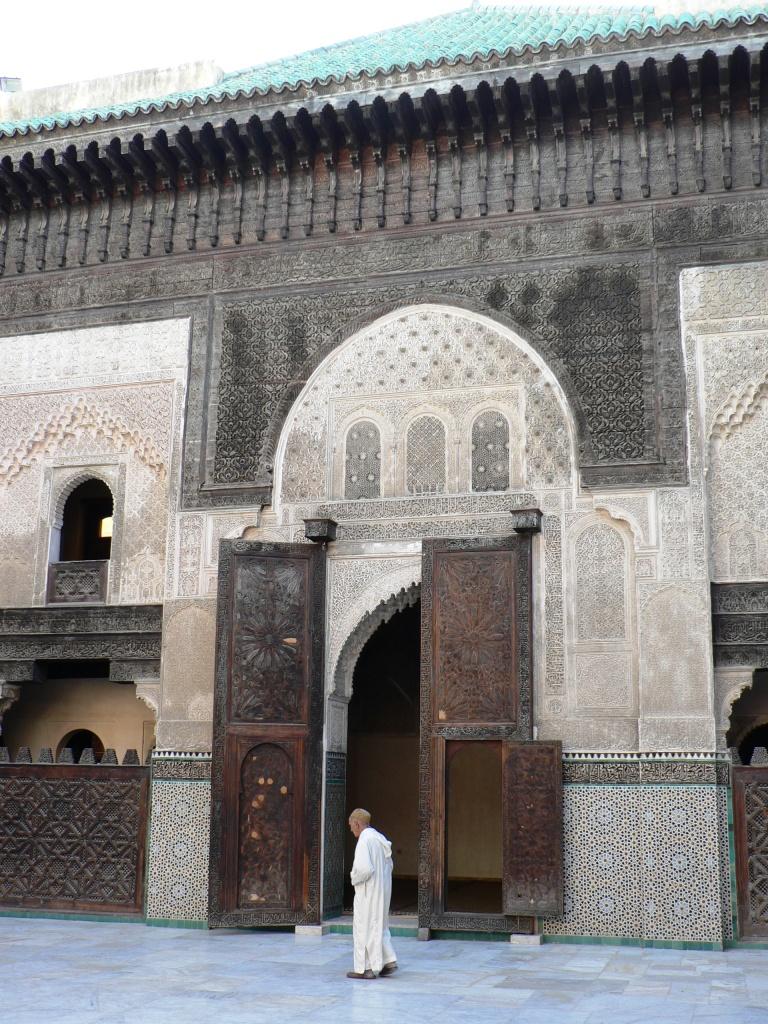 Koranic school Fez