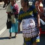 Market day El Salvador