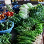 Market fresh Laos