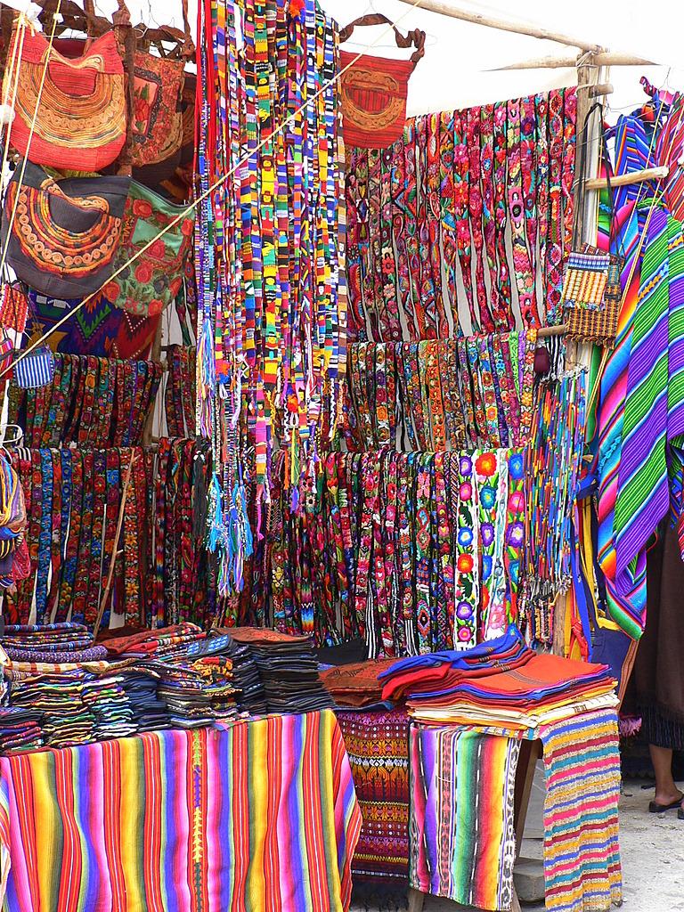 Markets Chichi