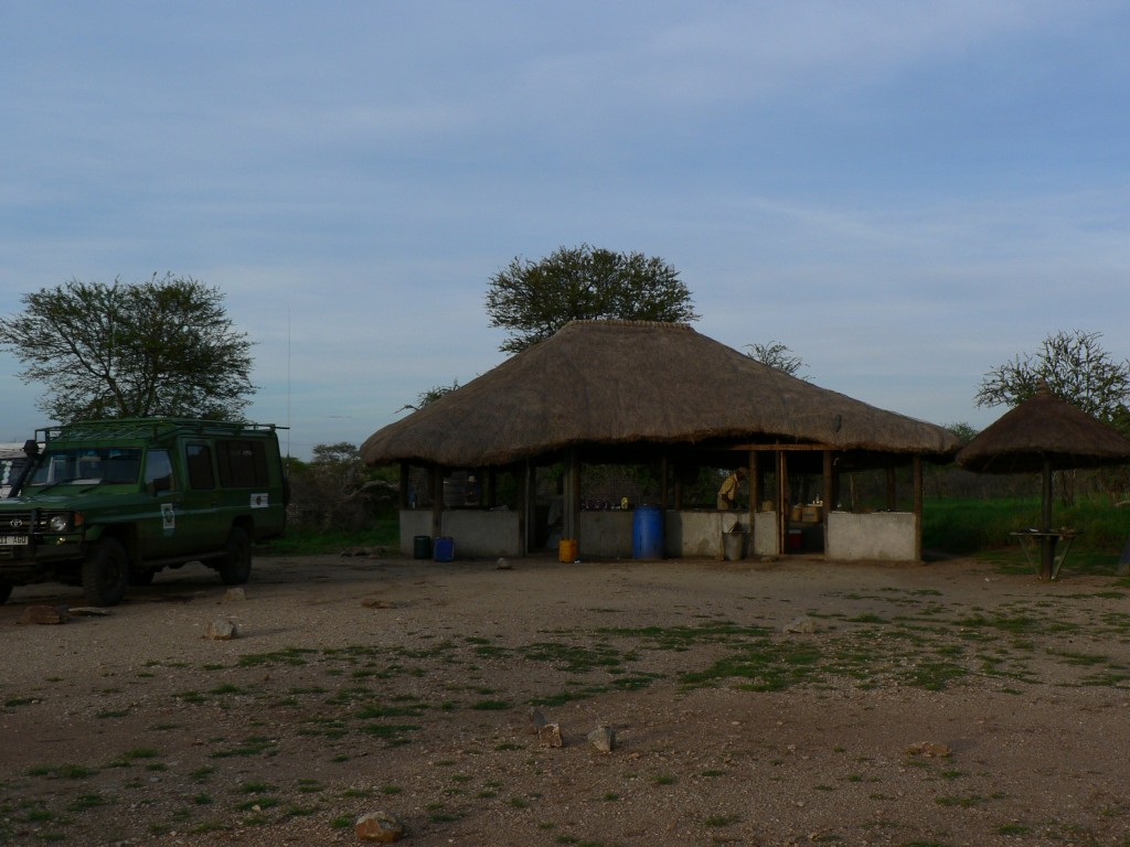 Mess cage Serengeti