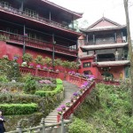 Monasteries Emei trail