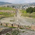 Oval forum Jerash