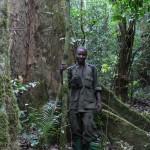 Park ranger Uganda