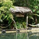 Rio Dulce camp