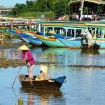 River scenes Hoi An