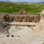 Roman theatre Jerash