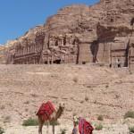 Royal tombs view
