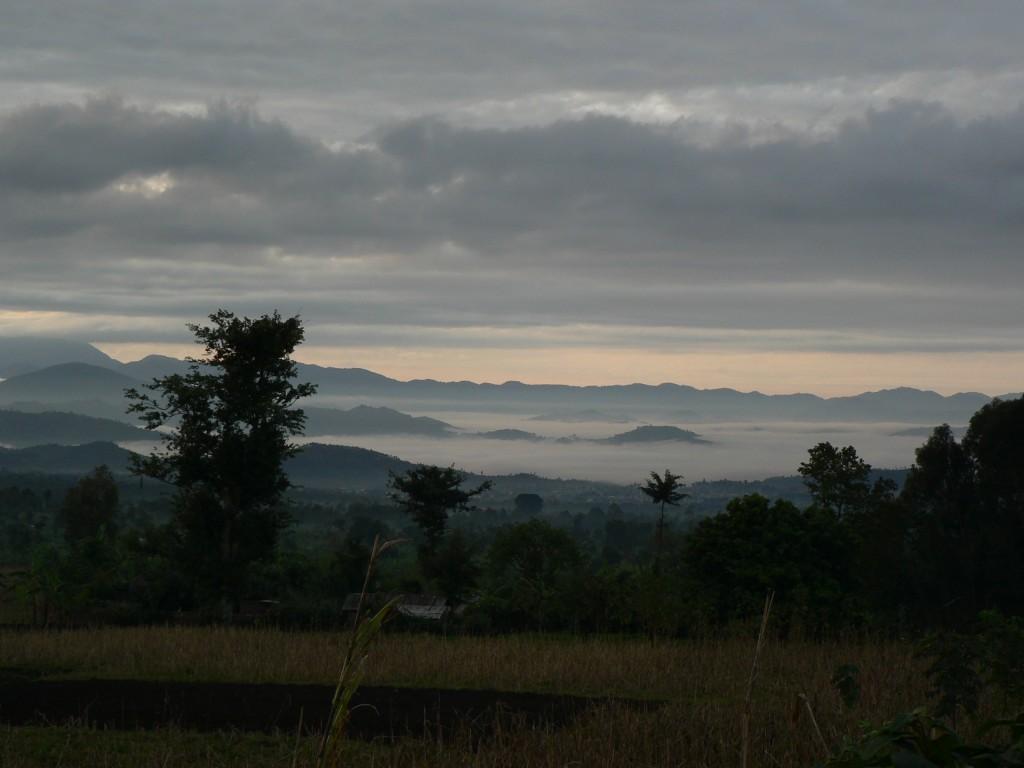Rwanda sunrise